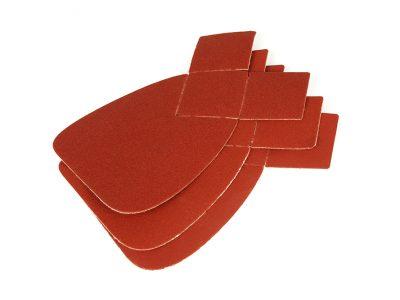 Schuurpapierset: P120, P180 en P240 voor het ToolKid schuurblok