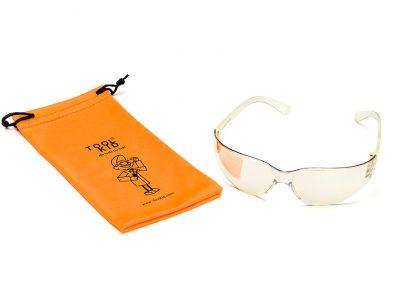 Veiligheidsbril voor kinderen, supercool, lichtgewicht en biedt optimale bescherming