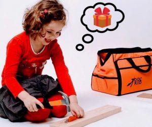 Echt gereedschap een educatief verantwoord en duurzaam cadeau